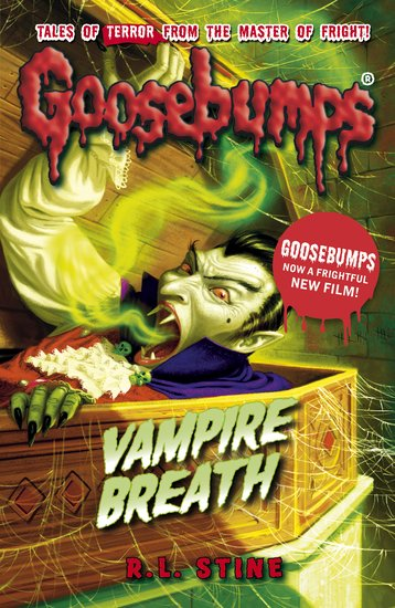 Goosebumps Vampire Breath by R.L.Stine