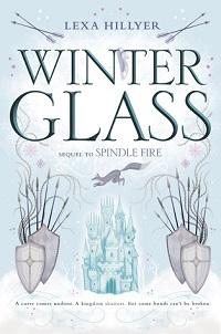 Winter Glass Book by Lexa Hillyer pdf ebook