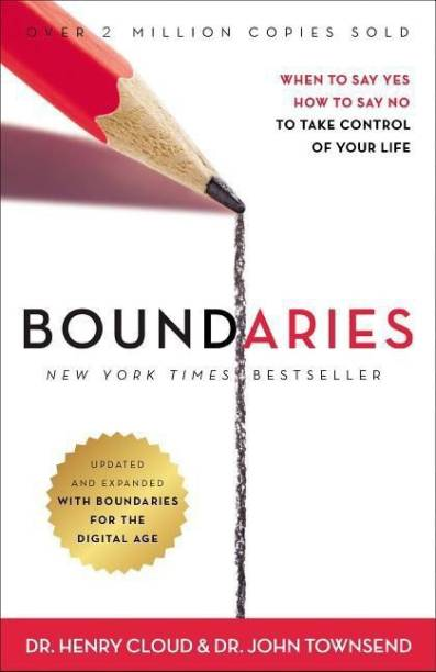 Boundaries Updated and Expanded Edition  (English, Pdf, Ph.D. Dr. Cloud Henry)