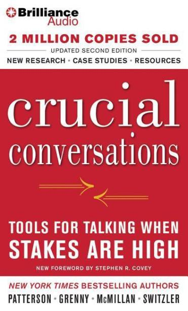 Crucial Conversations ebook  (English, P, Kerry Patterson)