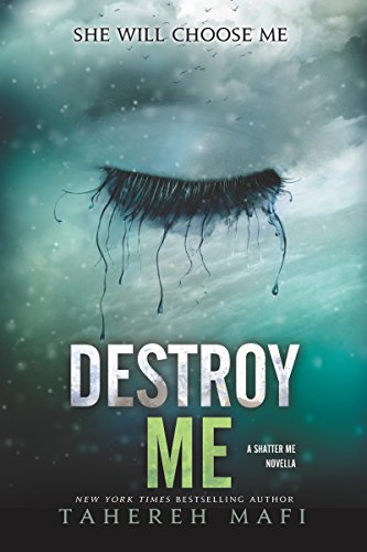 Destroy Me book by Tahereh Mafi (ebook pdf)