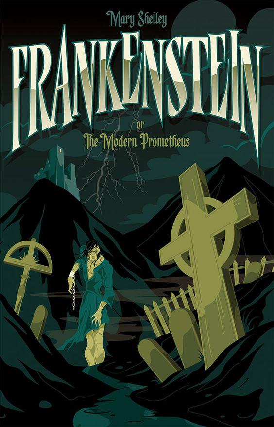 Frankenstein By Mary Wollstonecraft Shelley (english)