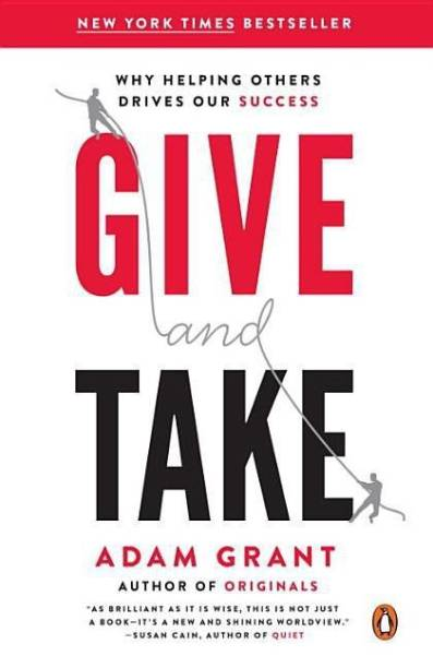 Give and Take ebook  (English, Paperback, Grant Adam)