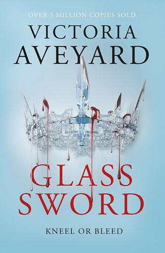 Glass Sword Novel by Victoria Aveyard (ebook pdf)