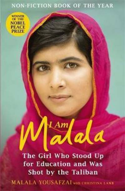 I Am Malala  (English, Paperback, Yousafzai Malala)