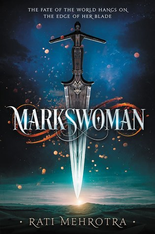 Markswoman Book by Rati Mehrotra (ebook pdf format)