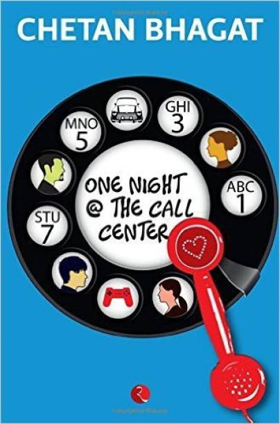 One Night at the Call Centre (English, Paperback, Bhagat Chetan)