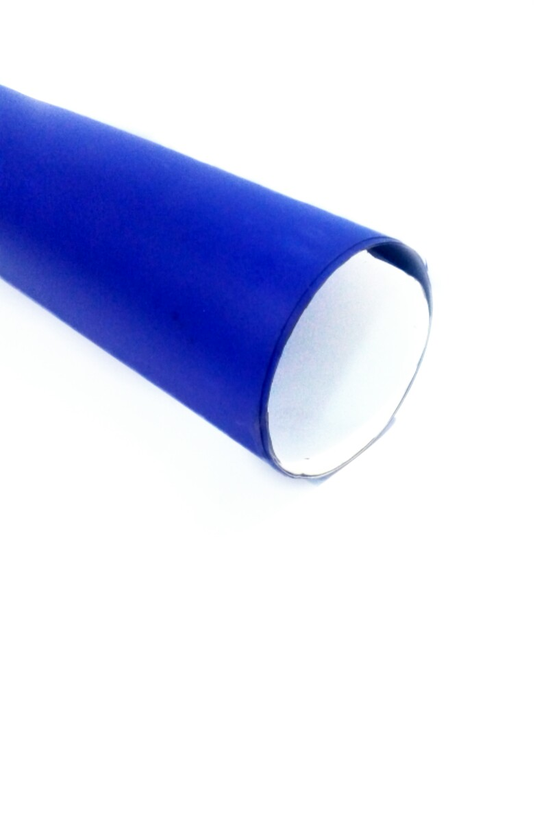 Vinyl paper Blue color High Quality Size 100cm ( 1sqr ft.)
