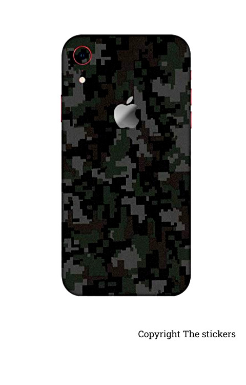 Iphone wrapping Paper army printed for All mobile - Redmi, Realme, Oppo, Vivo,Honor - The stickers