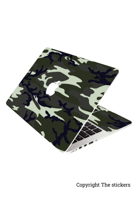 Army Design laptop skin for any Laptop - The stickers