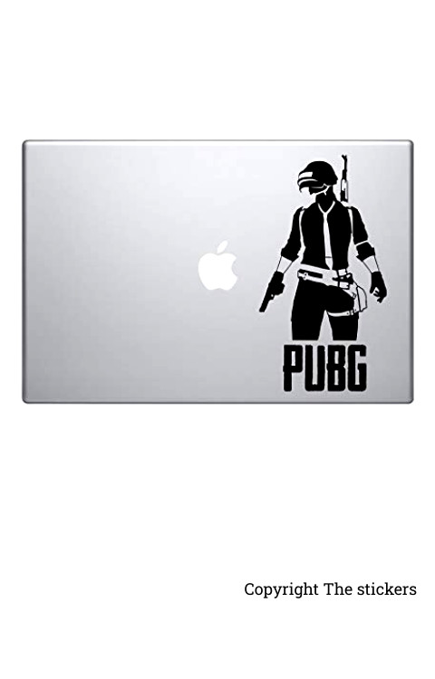 PUBG graphics for any Laptop - The stickers