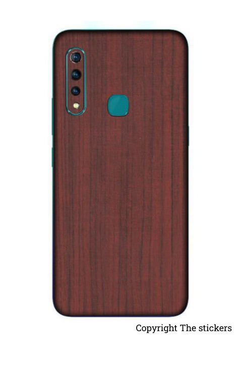 Wooden Skin for Redmi, Realme, Oppo, Vivo,Honor - The stickers