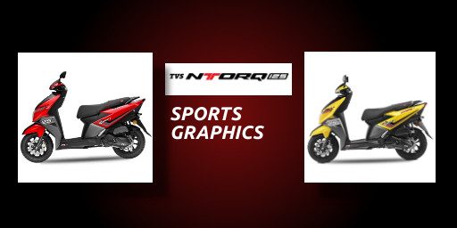 ntorq sports graphics