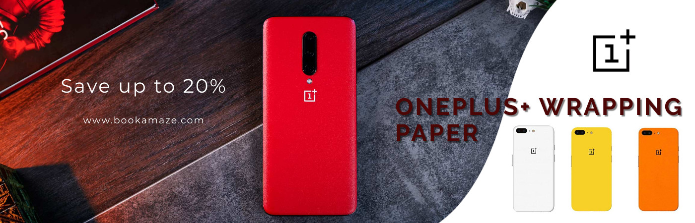 oneplus wrapping paper